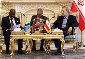 Larijani Highlights Importance of Closer Ties between Iran, Tanzania