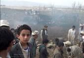 یمن کے صوبہ صعدہ پر سعودی اتحاد کی بمباری میں 17 بچے اور خواتین شہید