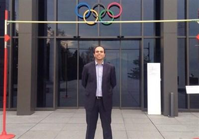 یک ایرانى عضو کمیته فارغ التحصیلان فیفا مستر شد