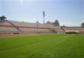 مربی گلگهر: از شرایط زمین ورزشگاه حافظیه شیراز تاسف خوردیم