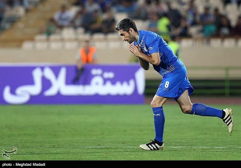 مجتبی جباری: روند آمادهسازی تیم ملی ایران در قطر را دنبال میکنم