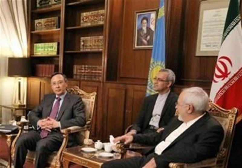 Iran, Kazakhstan Weigh Plans to Strengthen Links