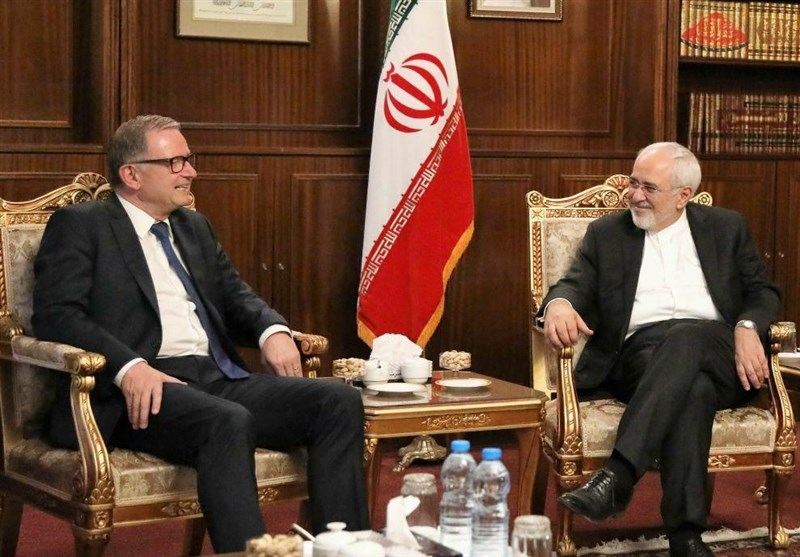 Austrian MP Hails Investment Security in Iran