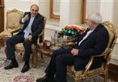 تسلیم پیام کتبی رئیس جمهور قبرس به حسن روحانی درباره مذاکرات صلح