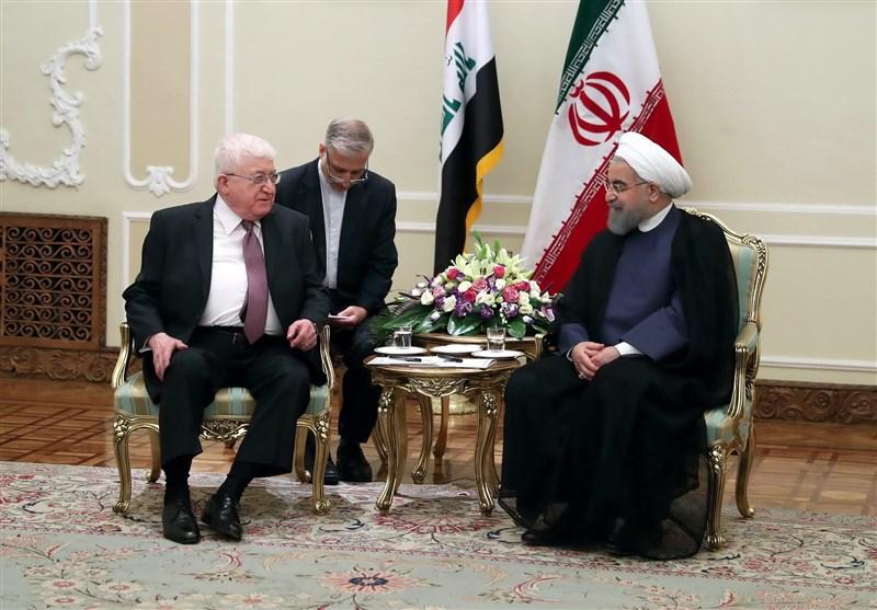 Iran Supports Iraq's Territorial Integrity