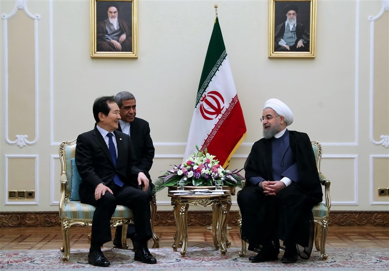 Iran Spares No Effort to Strengthen Security in Asia: President Rouhani