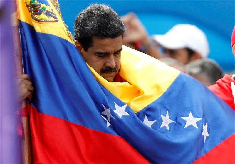 Venezuelan Leader Maduro Says Ready to Seek Re-Election in 2018