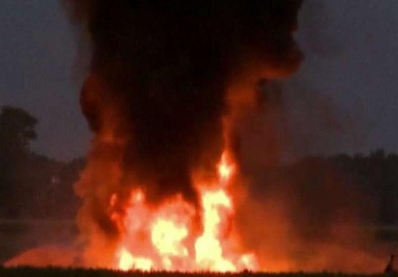 سقوط هواپیمای مسافربری تهران –  یاسوج در سمیرم