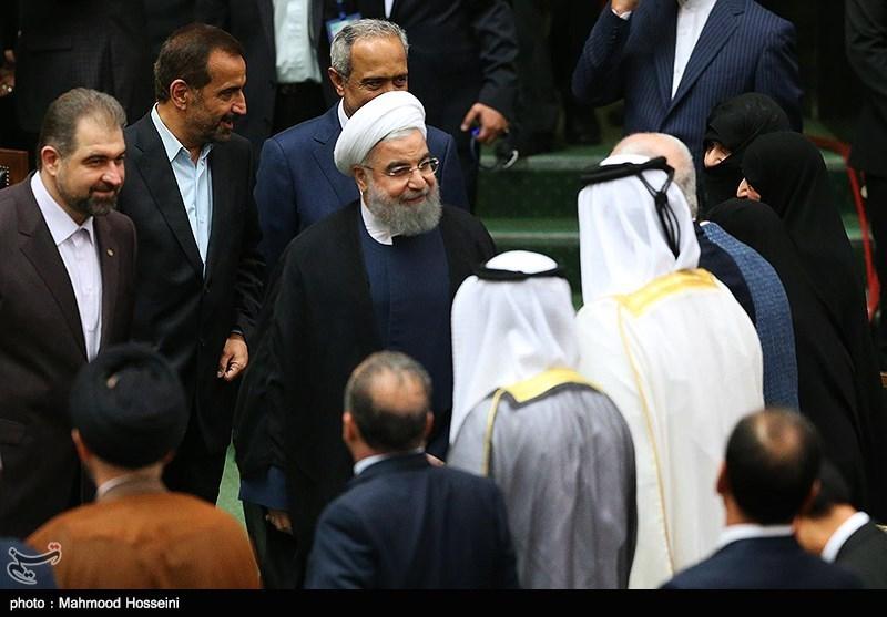 جلسه علنی مجلس برای تحلیف روحانی پایان یافت/ جلسه بعدی؛ 17 مرداد