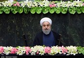 روحانی: ایران آغازگر خروج از برجام نخواهد بود اما در برابر بدعهدی آمریکا ساکت نخواهد نشست/ در کشور حاکمیت دوگانه نداریم