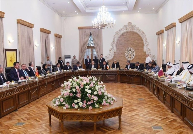 Tehran to Host Iran-Turkey-Qatar Economic Meeting