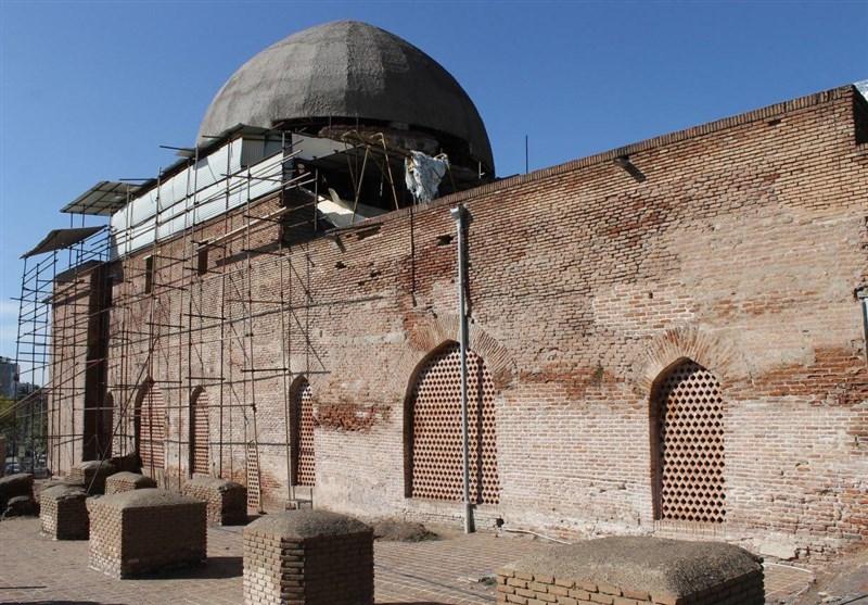 جمعه مسجد اردبیل؛ بنایی تاریخی با قدمتی بیش از 800 سال+فیلم