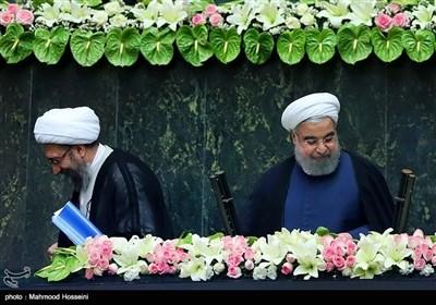 صدر روحانی کی تقریب حلف بردار میں عالمی رہنماوں کی شرکت