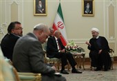 President Rouhani Vows Iran's Continued Support for Lebanon