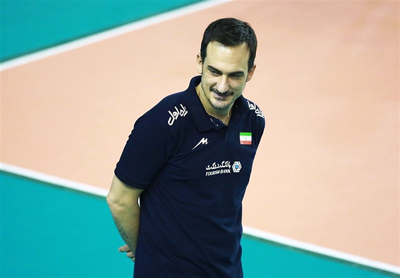Iran U-23 Volleyball Coach Hopes to Reach World Championship Semis