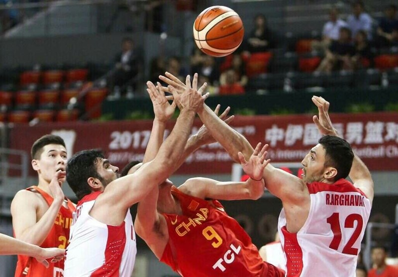 Iran to Face India at FIBA Asia Cup Opener