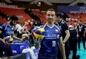 نظری افشار رسماً از تیم ملی والیبال خداحافظی کرد + عکس