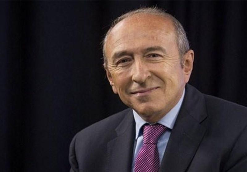 فرانسیسی وزیر داخلہ گیراڈ کولمب