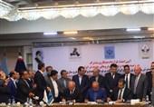 قرارداد ایران با رنو امضا شد + عکس