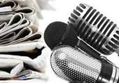 خبرنگاران اهواز تجلیل شدند + عکس