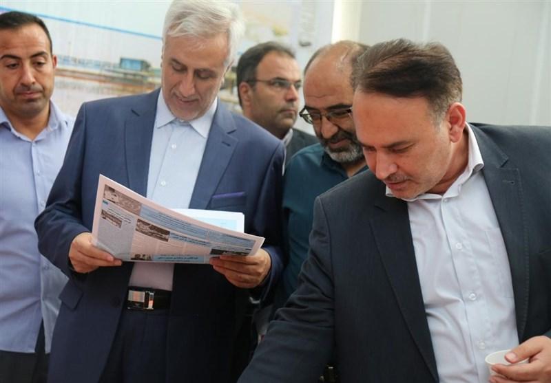هشتمین نمایشگاه مطبوعات، خبرگزاریها و پایگاههای خبری در ارومیه