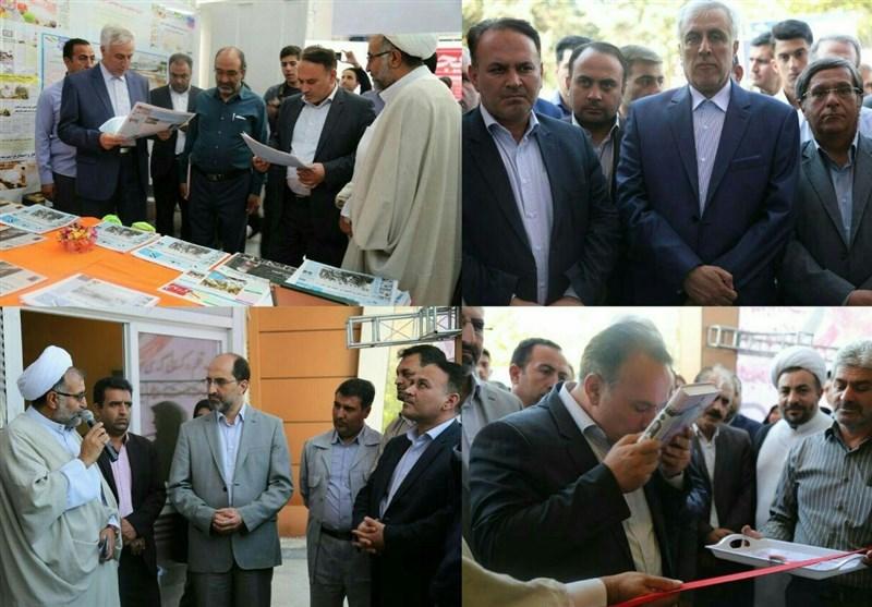 هشتمین نمایشگاه مطبوعات، خبرگزاریها و پایگاههای خبری آذربایجان غربی افتتاح شد