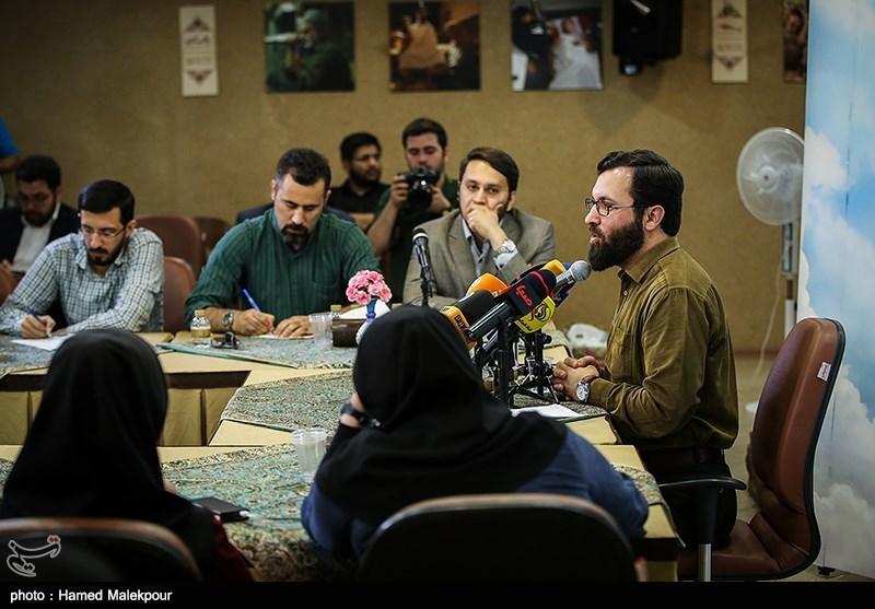 نشست خبری مدیرعامل سازمان هنری رسانهای اوج