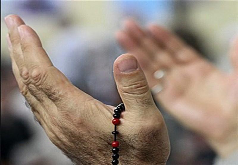 چرا پس از دعا دست به صورت میکشیم؟