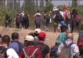 توافق آلمان و اتریش برای بستن مسیر دریای مدیترانه بر روی پناهندگان
