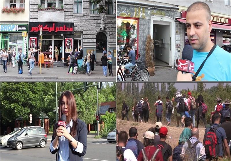 """""""شبح الترحیل """" یخیم على اللاجئین العرب فی ألمانیا+فیدیو"""