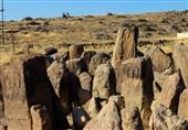 اردبیل|پوشش سنگ افراشتههای شهر باستانی یئری اجرا میشود