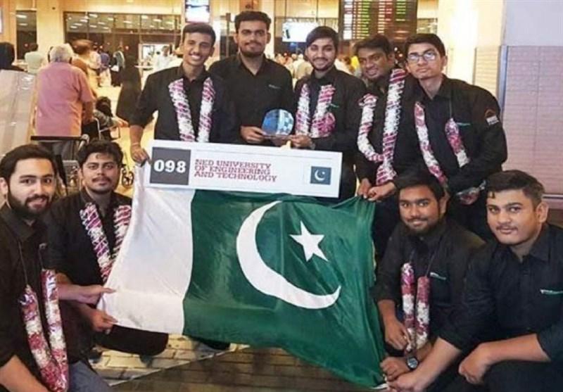 پاکستانی طلبا نے ایک بار پھر عالمی سطح پر ملک کا نام روشن کردیا