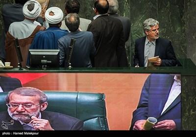 محمود صادقی در جلسه علنی مجلس شورای اسلامی