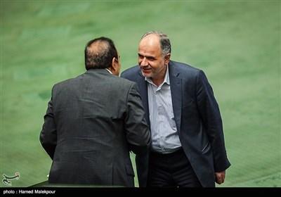 امینحسین رحیمی معاون سیاسی و امنیتی دادستان کل کشور در جلسه علنی مجلس شورای اسلامی