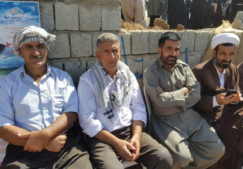 مراسم سالگرد عملیات نصر 7 در سردشت