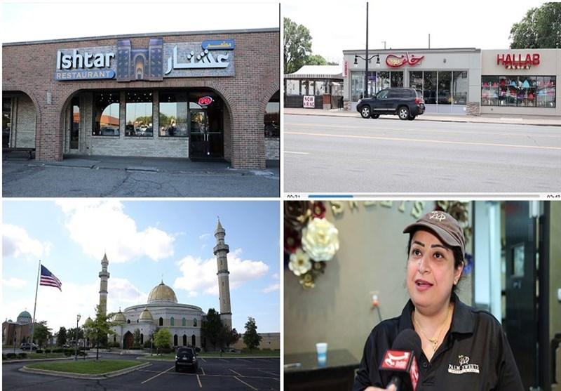 """امریکہ میں """"عرب ریاست""""! جہاں عربی کھانوں، دکانوں اور ریسٹورنٹس کی بھرمار ہے + ویڈیو اور تصاویر"""