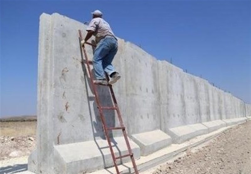 Turkey to Finish Wall along Iranian Border by Spring 2018