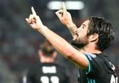 خبر خوب ایسکو برای هواداران رئال بعد از درخشش در سوپر جام اروپا