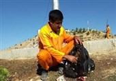 شهروندان سنندجی روزانه 380 تن زباله تولید میکنند