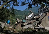 چین: صوبہ سیچوان میں زلزلہ 12 افراد ہلاک، 100 سے زائد زخمی