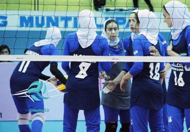 Iran Loses to Chinese Taipei at Asian Women's Volleyball Championship