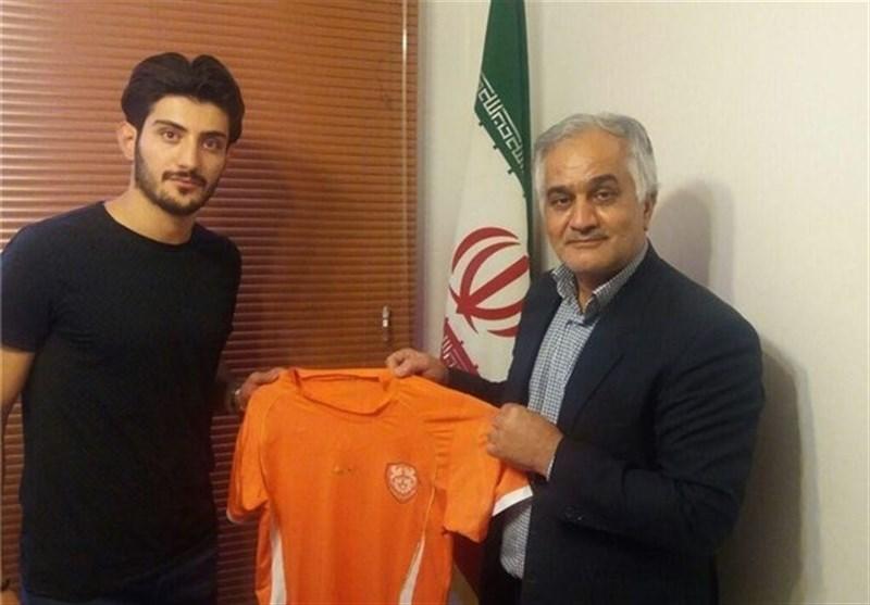 مسعودزاده: هیئت فوتبال آذربایجان شرقی برای ثبت قرارداد بایرامی اخلاق را در نظر نگرفته است