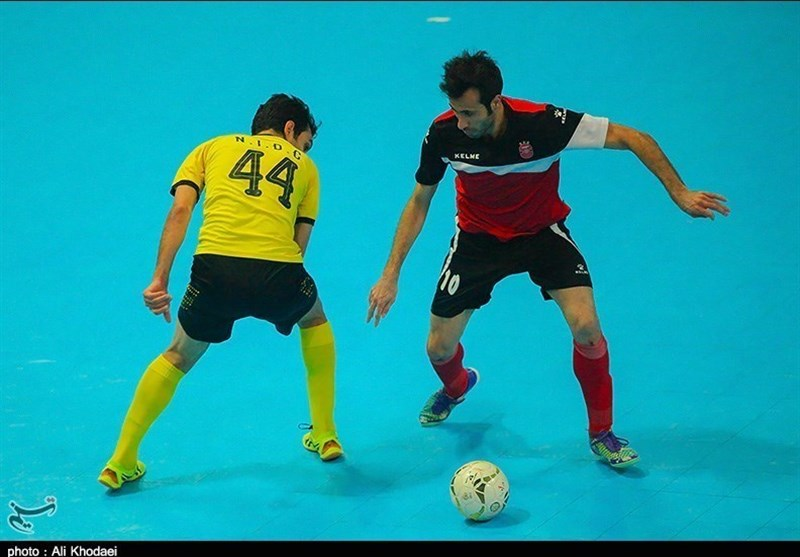 Iran Futsal Team Defeats Belarus in Friendly