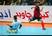 اصفهان  جدایی حسنزاده و عروجی از تیم فوتسال گیتیپسند