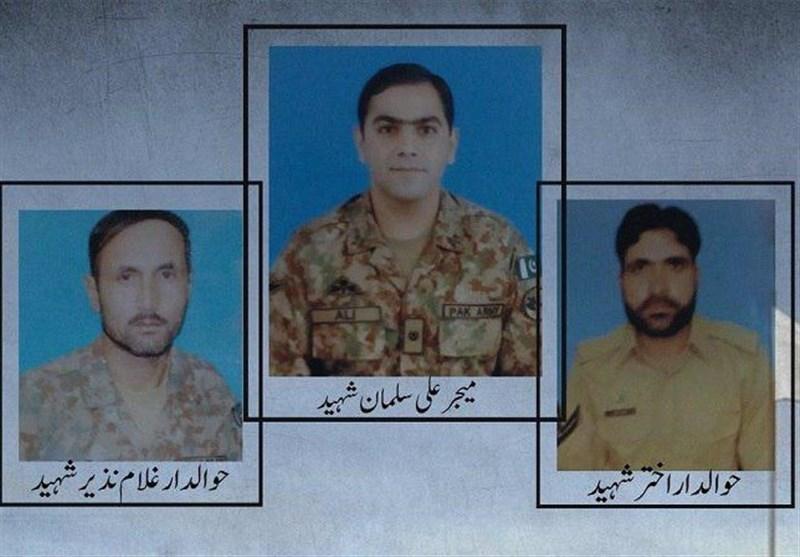 دیر میں دہشت گردوں کا حملہ، میجر علی سلمان سمیت 4 جوان شہید، آئی ایس پی آر