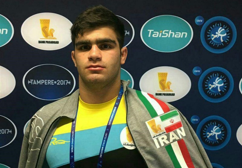 Iranian Wrestlers Claim Four Medals at Asian Championships