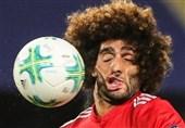 حمله تمسخرآمیز کاربران اینترنتی به بازیکن محبوب مورینیو + تصاویر