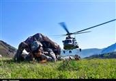 تصاویر/ تکاوران ارتش و سپاه در مسابقات نظامیان جهان