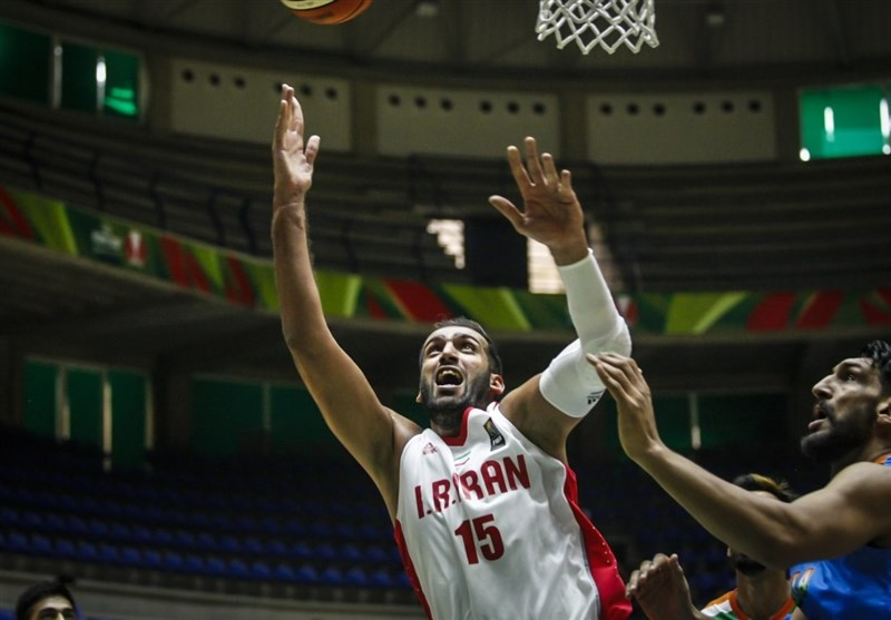 Iran Basketball at Full Strength for Asian Qualifiers