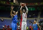 إیران تکتسح الهند فی بطولة آسیا لکرة السلة